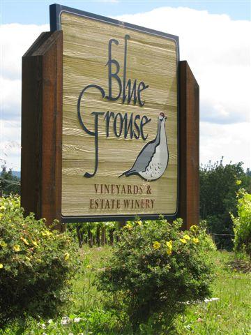 Blue Grouse Vineyards
